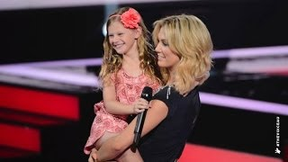 Olivia Sings Roar | The Voice Kids Australia 2014
