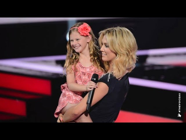 Olivia Sings Roar   The Voice Kids Australia 2014