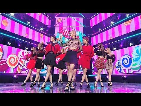 프로미스나인 / fromis_9 - LOVE BOMB 교차편집 Stage Mix