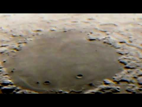 Real View Of The Objects On The Moon & Live Footage Close Up's