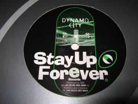 Chris Liberator & D.A.V.E The Drummer - Dynamo City