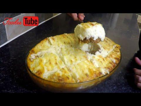 Quorn Sheperds Pie | Vegetarian Recipe