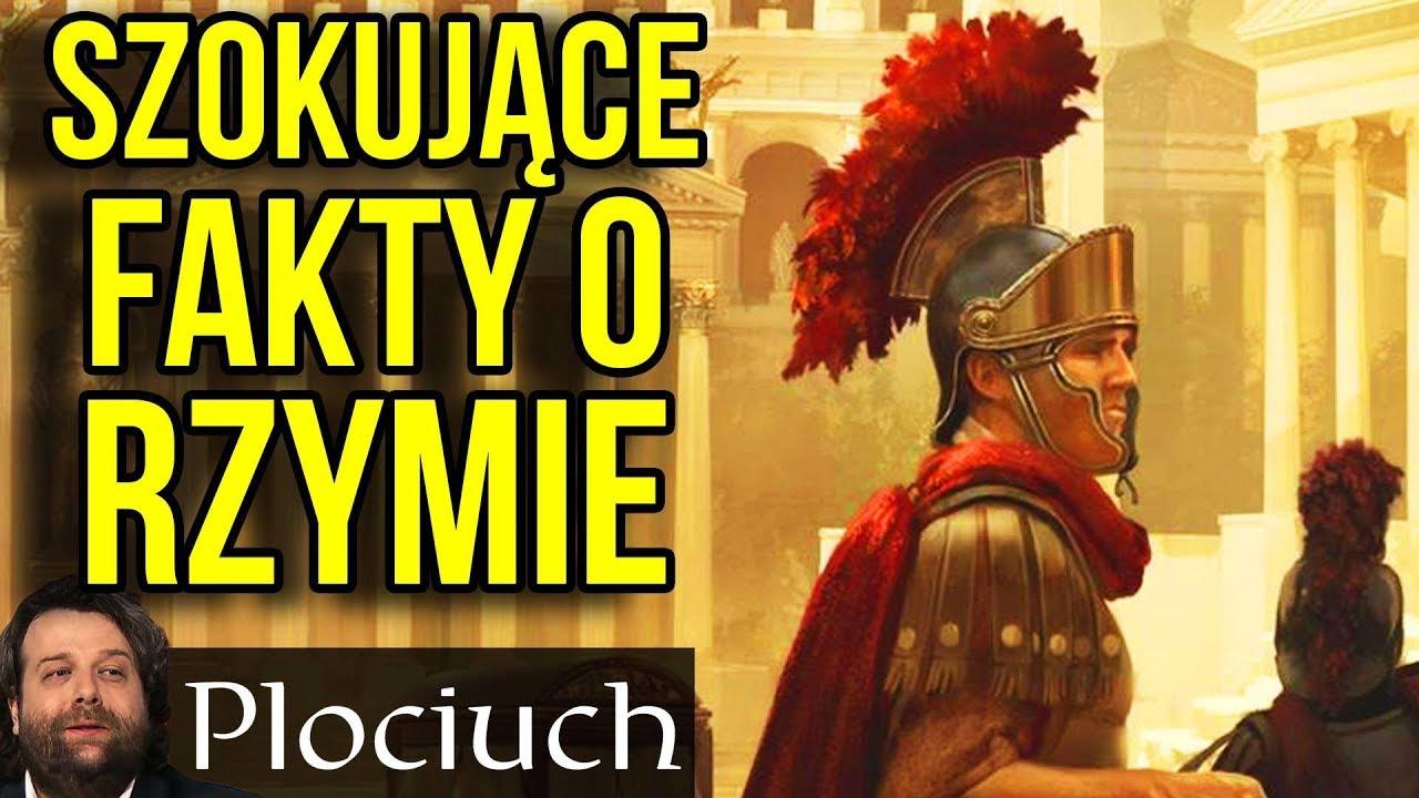 Cała Prawda o Starożytnym Rzymie – Szokujące i Nieznane Fakty
