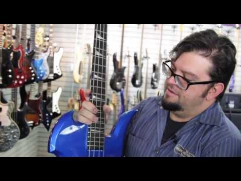 Christmas Vlog #7  BC Rich Mockingbird  Music Go Round, Albuquerque