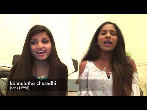 22 Telugu Songs x Shape of You | Akhila Mamandur & Mahita Beeram
