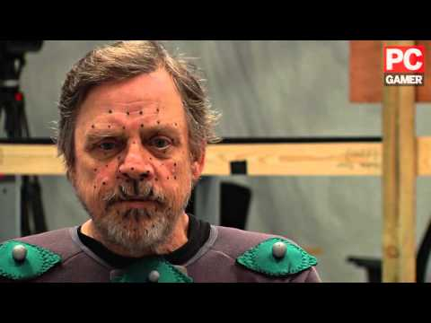 Mark Hamill on Star Citizen, Wing Commander and Star Wars
