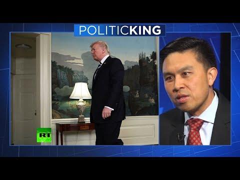 The Trump method: make them think you're unpredictable