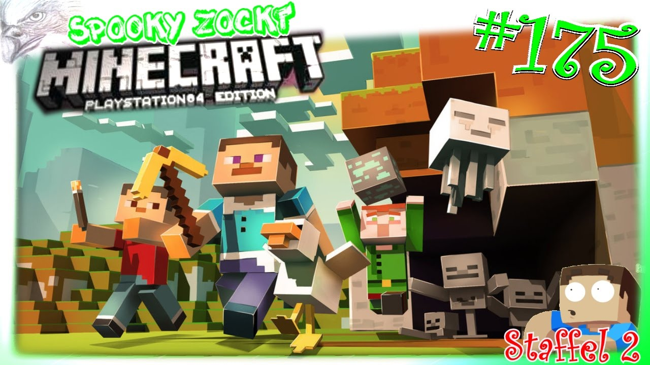 Minecraft 175 Lack Und Leder Staffel 2 Ps4 Youtube