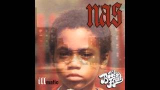 Nas - Half Time Re-Boot (El Bomba & Hidden Riddim)