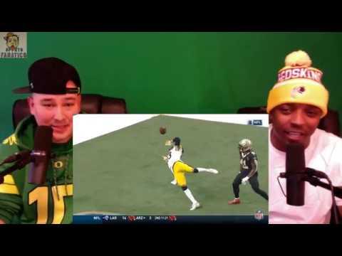 Steelers vs Saints | Reaction | NFL Week  Game Highlights