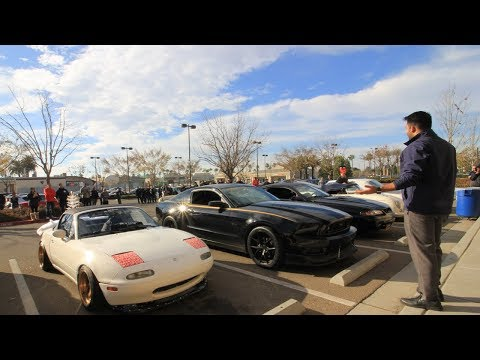 Fresno Cars And Coffee | Carmax | Rev Battle