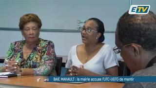 Baie Mahault : la mairie accuse l'UTC-UGTG de mentir