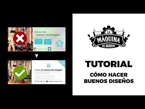TUTORIAL: Cómo hacer buenos diseños  |  Yannick García - La Máquina del Branding