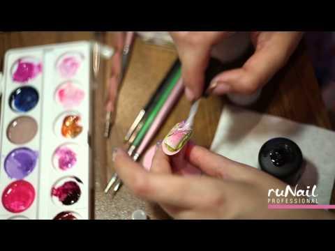 Дизайн на коротких ногтях лаками, гелями, гель-лаками