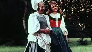 Frau Holle - Fritz Genschow 1954 - TRAILER HD