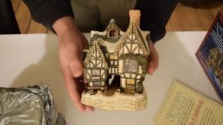 David Winter Cottage  - Scrooge's School (For sale)