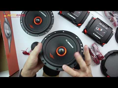 Компонентная акустическая система CADENCE QRS 6K3