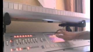 Korg M3 techno Jam