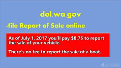 Crucial Info -  Private Vehicle Transaction