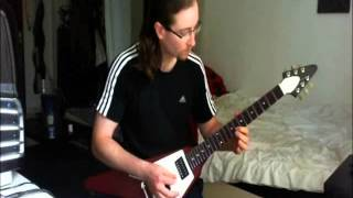 Airwolf Metal Theme Cover