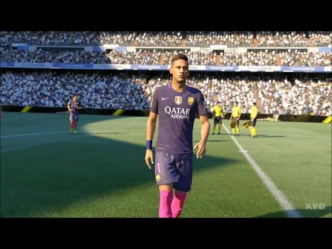 FIFA 17 - Real Madrid CF vs FC Barcelona | Gameplay (HD) [1080p60FPS]