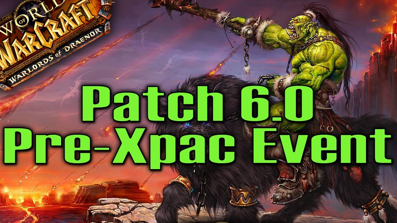 Warlords of draenor nude patch