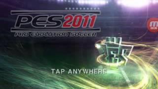 Futebol . Konami pes 2011
