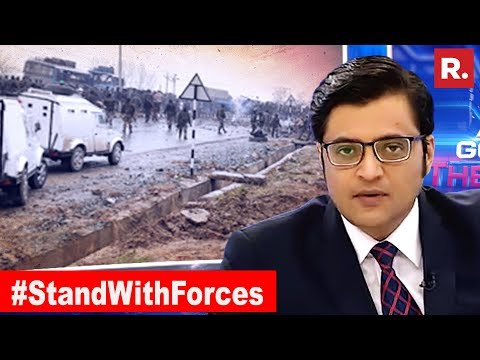 Pak Will Pay The Biggest Price, PM Modi Declares Zero Mercy Policy | The Debate With Arnab Goswami