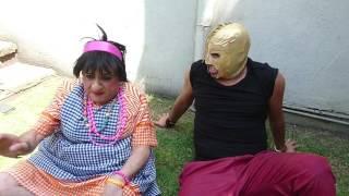 DOÑA MÁRGARA RETA AL ESCORPIÓN DORADO