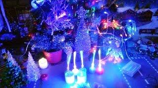 크리스마스 LED 전구 전등 소품, 인터넷 쇼핑몰에서 …