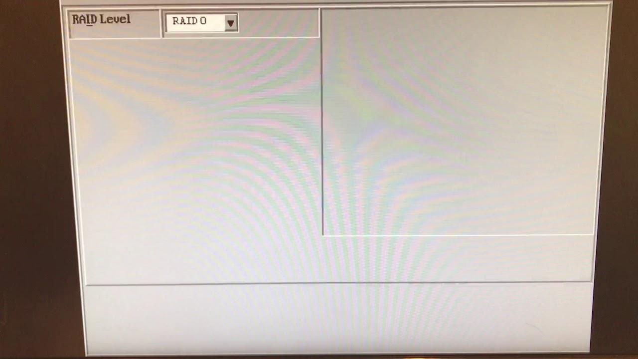 How to Create RAID0 in LSI MegaRAID SAS 9271-4i WebBIOS