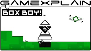 BOX BOY! Another Box - Game & Watch (Video Preview)