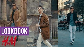 H&M Spring Lookbook For Men | MEN