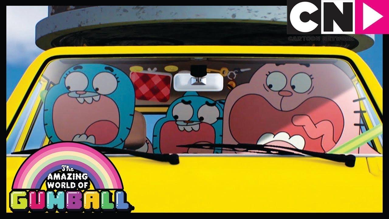 Parking | Niesamowity świat Gumballa | Cartoon Network