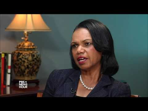 Condoleezza Rice: We should have confidence in our institutions