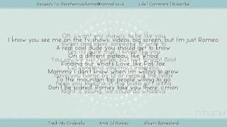 Lil Romeo - My Cinderella - Lyrics