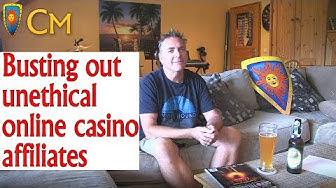 Casino Affiliates Targeting Problem Gamblers