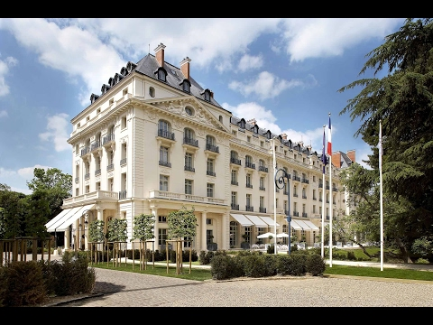 Welcome to Trianon Palace Versailles, A Waldorf Astoria Hotel