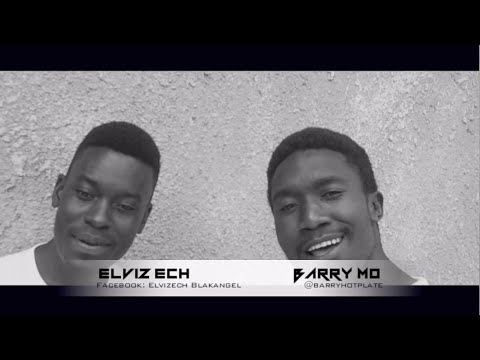 Elvizech and Barry Mo Freestye on sentimental keys!