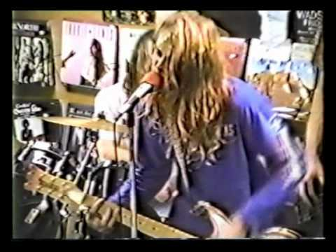 Nirvana - 05 About A Girl (Rhino Records 23/6/89)