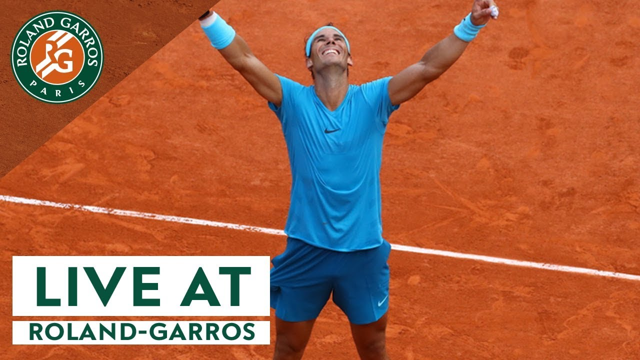 At Show2018 Live Garros15 Roland Daily bY7gfy6v