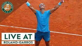 Live at Roland-Garros #15 - Daily Show | Roland-Garros 2018