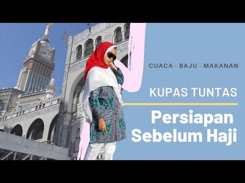 Ini Perlengkapan Haji Wanita.