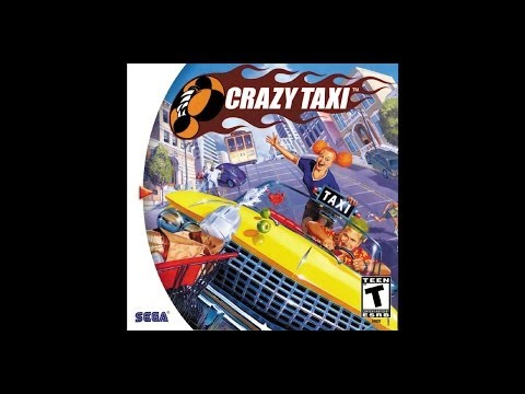 Crazy Taxi Review For The SEGA Dreamcast