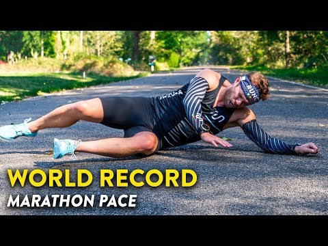 Olympian Collapses While Trying to Run World Record Marathon Pace
