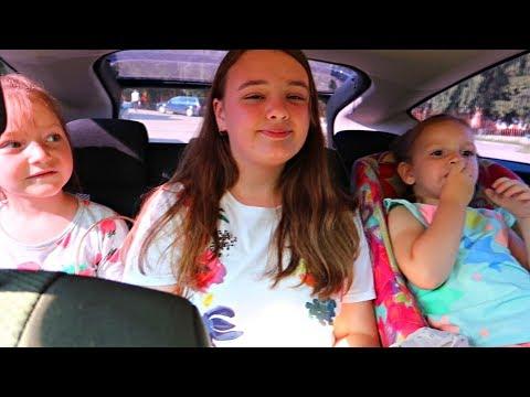 Intalnire- Surpriza pentru Sara si Sofia/ Mergem la Gradinita si la cules Zmeura/ Vlog