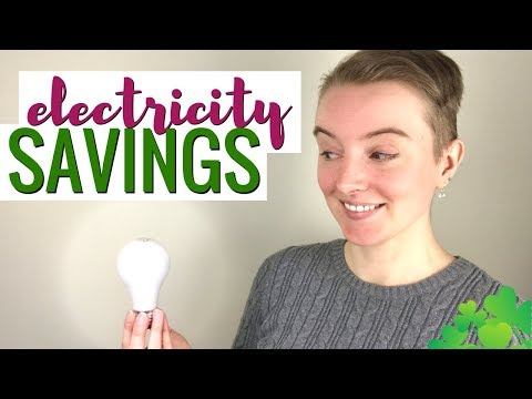 How To Save Money On Your Electricity Bill | Reduce Your Energy Bill Budget