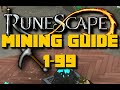 Runescape Training Guide: 1-99 Mining Guide - F2P/P2P Guide - iAm Naveed Runescape 2016