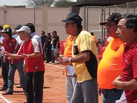 CMLP XXI - Inauguracion Juegos 2013