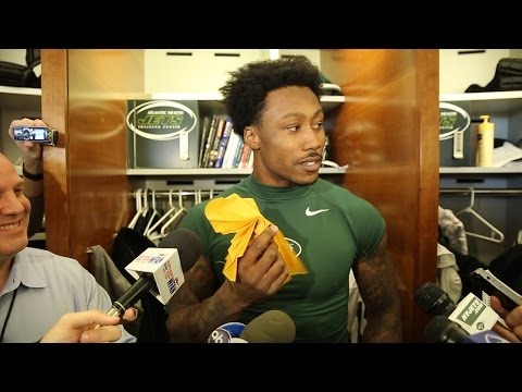 Brandon Marshall ready to throw his own flag on Byron Maxwell